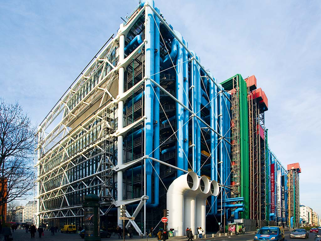 The-Georges-Pompidou-Centre