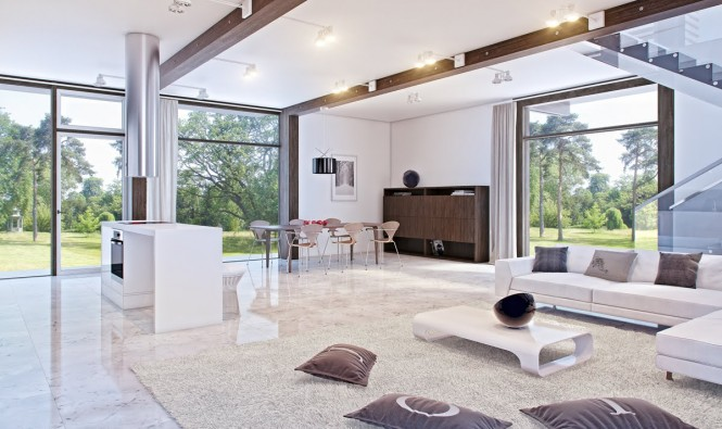 white-marble-living-room-with-glass-accents-665x395